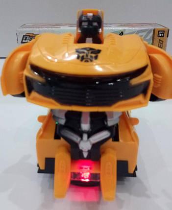 """Машинка-трансформер """"Deformeo"""" 16 см, фото 2"""