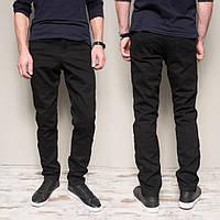 5022 Dsouaviet джинсы мужские черные на флисе зимние стрейчевые (30,33,34,36,38, 5 ед.), фото 1