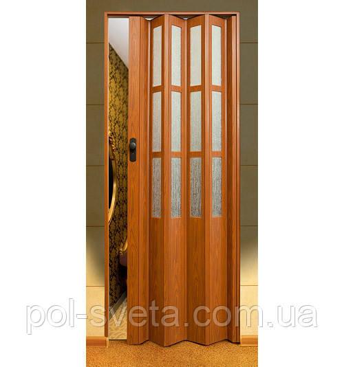 Дверь гармошка Symfonia Фруктовое дерево