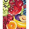 Картина по номерам Сладкие фрукты