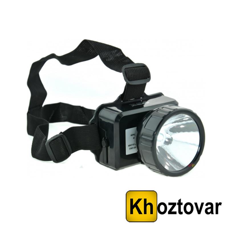 Налобный фонарь KM-1601