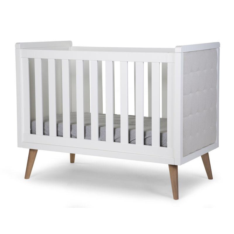 Детская кровать Childhome RETRO RIO WHITE