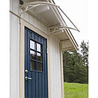 Навес козырек для входных дверей Siker 700-N 700х1000, фото 8