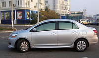 Дефлектор окон Toyota Yaris 2006-2011 Sedan