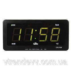 Часы электронные настольные Caixing CX2159