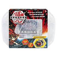 Bakugan Battle Planet: кейс для хранения бакуганов (прозрачный)