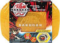 Bakugan Battle Planet: кейс для хранения бакуганов (оранжевый)
