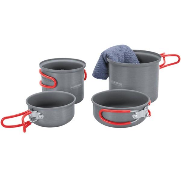 Набор посуды для 1-2 человек Terra Incognita Du