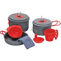 Набор посуды для 3-4 человек Terra Incognita Quatro