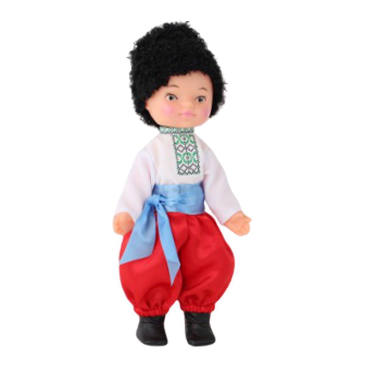 Кукла Мальчик в вышиванке  ЧудиСам