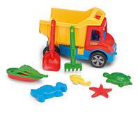 Игровой Набор для песка с машинкой Wader 70300
