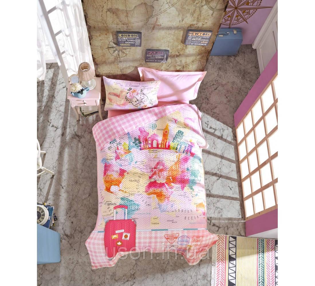 Постельное белье детское TM Cotton box Escape pembe