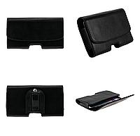 Чехол на ремень Valenta 1299XL для телефонов до 6 дюймов Черный