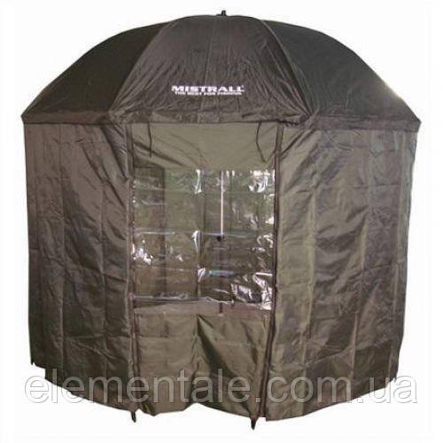 Зонт палатка для рыбалки SF23775 Хаки