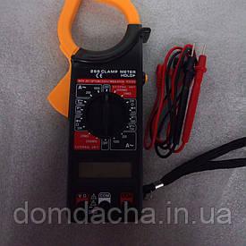 Цифровой мультиметр DT 266 клещи