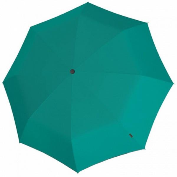 Зонт складной механический Knirps 811 X1 (диаметр: 940мм), зеленый