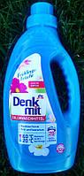 Жидкий порошок для цветного белья DenkMit Colorwaschmittel Frühlingsfrische