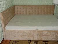 Кровать двуспальная угловая, фото 1