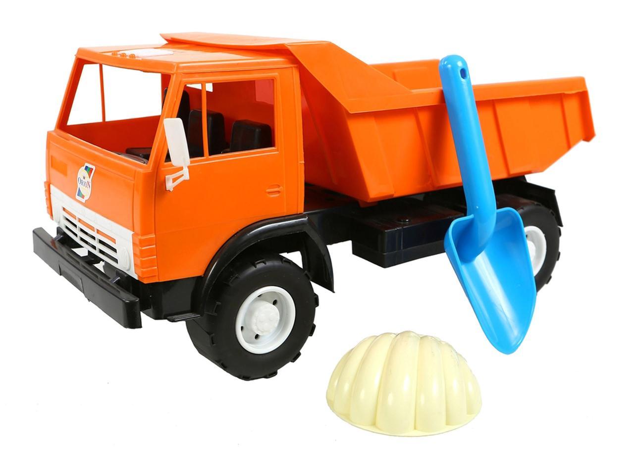 Іграшкова машинка До-маз Х2 Самоскид (471) Оріон