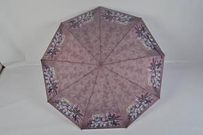 """Жіноча  парасоля з квітами   фірми """"XSY"""""""