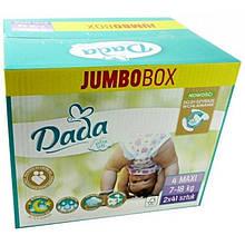 Подгузники Dada Extra Soft Jumbo Box 4 Maxi (7-18 кг), 82 шт