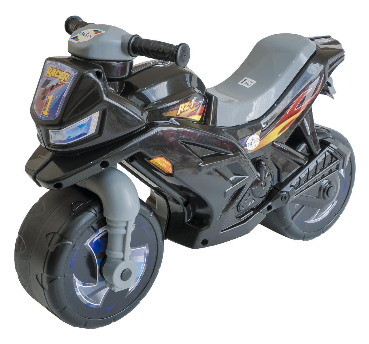 Мотоцикл черный Орион 501w
