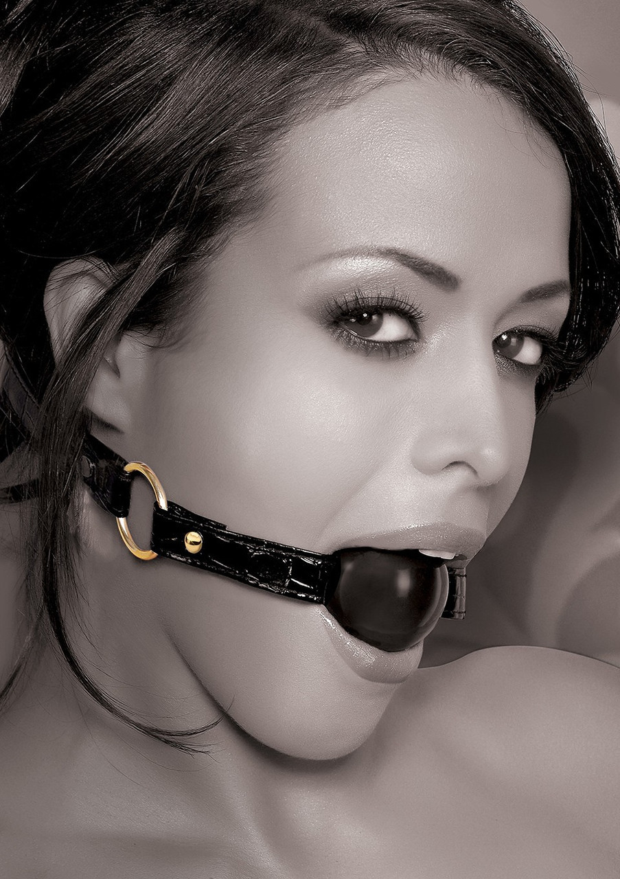 Кляп Fetish Fantasy Gold Gag от Pipedream Products