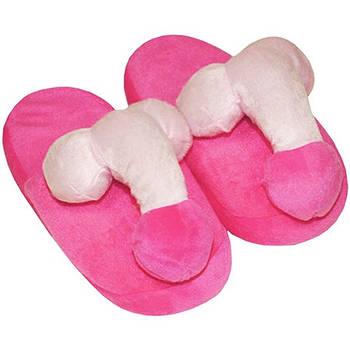 Плюшеві тапочки Penis Slippers від Orion