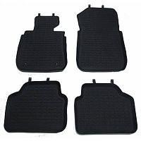 """Коврики резиновые SD BMW-E90 (2-4D)/E91 (5D) """"05 (4шт.) черные"""