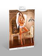 Еротичні трусики White Lace Boyshorts від BACI Lingerie, фото 3
