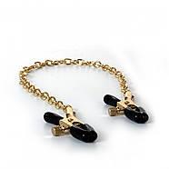 Зажимы Gold Nipple Clamps от Pipedream, фото 2