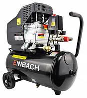 Компрессор воздушный поршневой EINBACH 24 литров гарантия 12 месяцев
