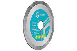 Алмазний диск Центроинструмент Continuous 115 x 22.2 мм суцільний (23-3-22-115)