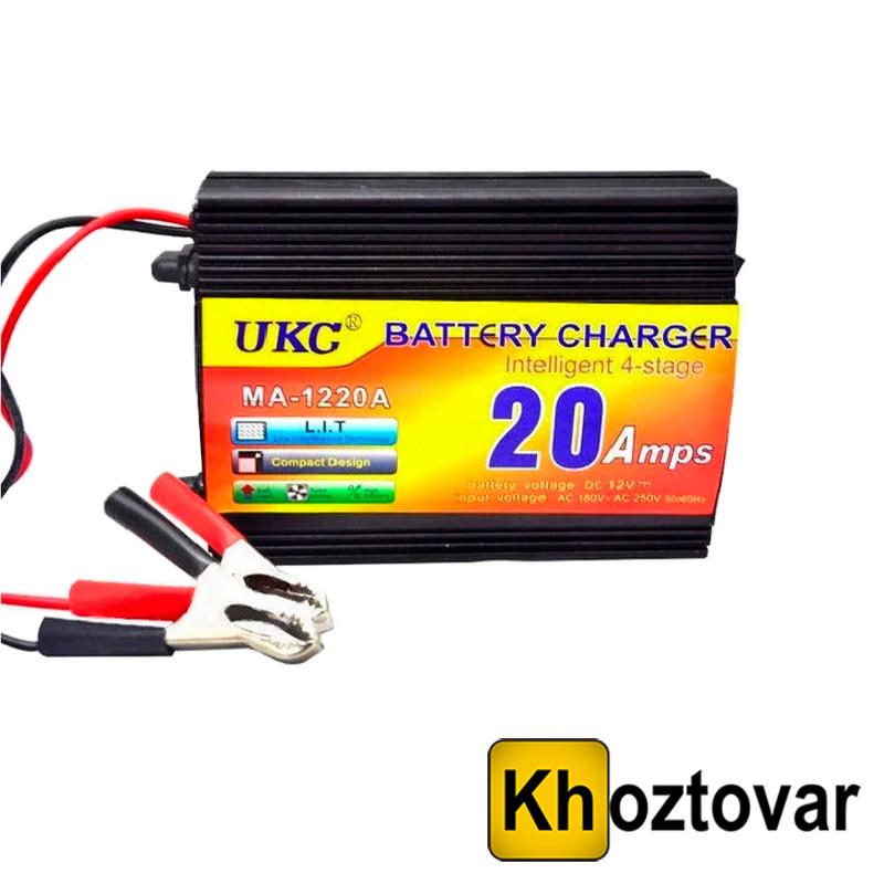 Зарядное устройство для аккумуляторов Battery Charger 20A MA-1220A