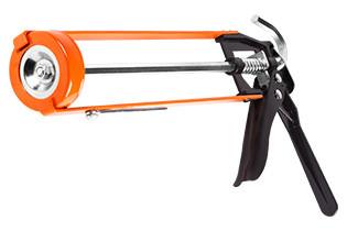 Пістолет для герметика Центроинструмент відкритий 230 мм (0515ci)