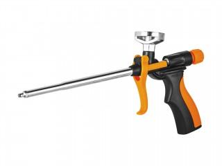 Пістолет для монтажної піни Центроинструмент з регулятором 190 мм (1426)