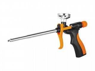 Пістолет для монтажної піни Центроинструмент з регулятором 190 мм (1426), фото 2