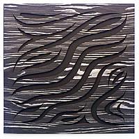 Акустическая панель Ecosound Chimera Ebony&Ivory 50x50см 53мм цвет черно-белый, фото 1