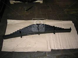 Рессора задняя КАМАЗ 55111 14-листовая (Чусовая). 55111-2912012-01