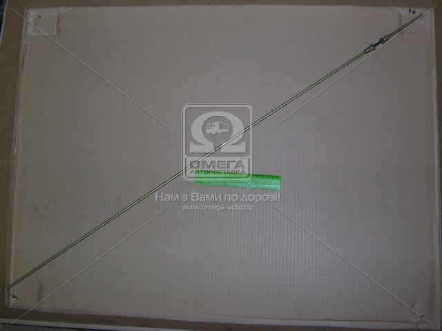 Трубка від трійника до правого заднього гальма (покупн. ГАЗ). 3302-3506040-30