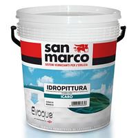 San Marco ICARO 14л Супер миється і екологічна матова фарба з полисилоксанами Сан Марко Икаро