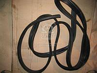 Уплотнитель крышки багажника ГАЗ 31029 (покупн. ГАЗ). 31029-5604040