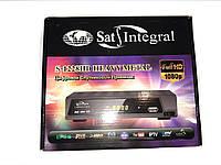 Спутниковый ресивер Sat-Integral S-1228 HD HEAVY METAL