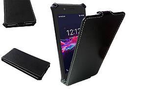 Чохол-фліп для вашої моделі (будь-який колір чохла)для Acer Liquid Z330 DualSim