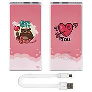 Универсальная мобильная батарея All You Need Is Love, 7500 мАч (E189-54), фото 3