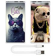 Зарядное устройство Коты Управляют Миром, 7500 мАч (E189-67), фото 3