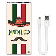 Универсальная мобильная батарея Мексиканец, 7500 мАч (E189-08), фото 2