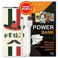 Универсальная мобильная батарея Мексиканец, 7500 мАч (E189-08), фото 6