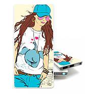 Универсальная батарея Fashion Girl, 7500 мАч (E189-11), фото 4