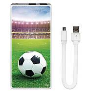 Внешнее зарядное устройство Футбол, 7500 мАч (E189-14), фото 2